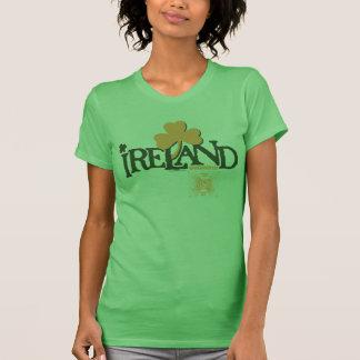 Kleeblatt Irland Quidditch T-Shirt