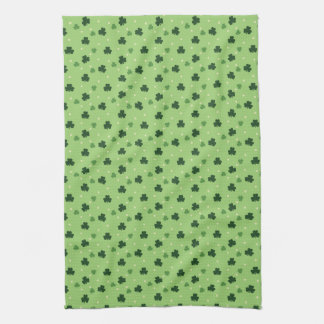 Kleeblatt-Muster-Küchen-Tuch Küchentuch