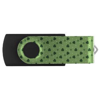 Kleeblatt-Muster-Schwenker USB-Antrieb USB Stick