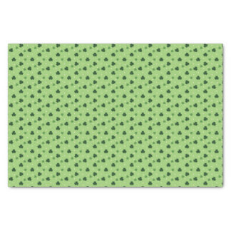 Kleeblatt-Muster-Seidenpapier Seidenpapier