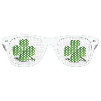 Kleeblatt • St Patrick Tag Sonnenbrille
