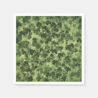 Kleeblatt-Wiese 1 Papierserviette
