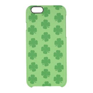 Kleeblätter O'Galore Durchsichtige iPhone 6/6S Hülle