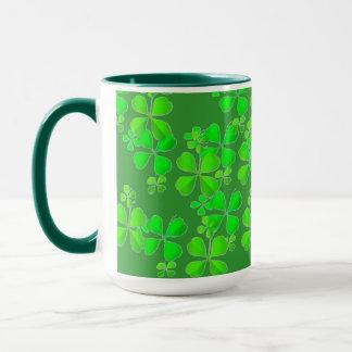 Kleeblätter Tasse