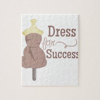 Kleid für Erfolg Puzzle