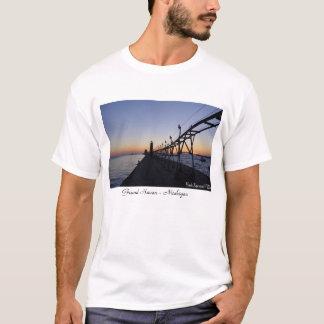 Kleid - großartiger Hafen - Michigan
