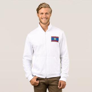 """Kleiderkalifornien-Fleece """"des Belizes"""" der Männer Jacke"""