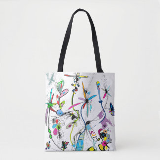 Kleidersacksack jede Alice'-Drucksache s Garden Tasche