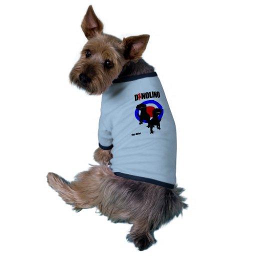 Kleidung für Pet! Dinolino Sauro Underground Haustiershirt