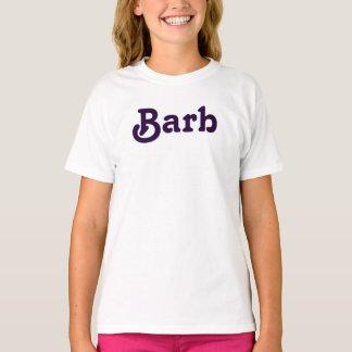 Kleidungs-Mädchen Barb T-Shirt