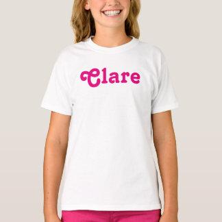 Kleidungs-Mädchen Clare T-Shirt