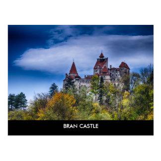 Kleie-Schloss-Postkarte Postkarte