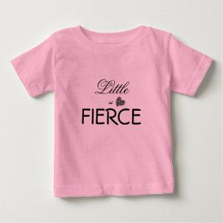 Klein aber heftig baby t-shirt