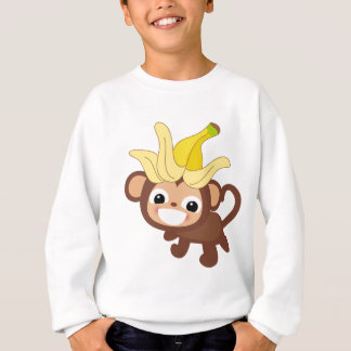 Kleine Affe-Sammlung 102 Sweatshirt