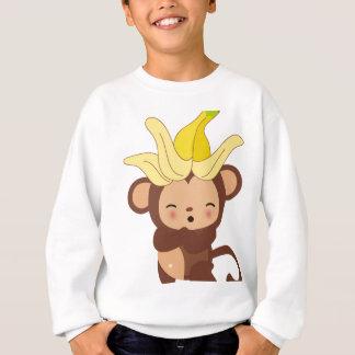 Kleine Affe-Sammlung 108 Sweatshirt