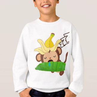 Kleine Affe-Sammlung 127 Sweatshirt