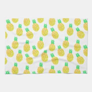 Kleine Ananas - Tee-Tücher Handtuch