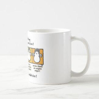 Kleine Anleitung für mehr Spaß im Leben! Kaffeetasse