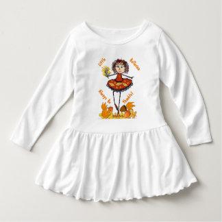 Kleine Ballerina - seien Sie immer dankbar Kleid
