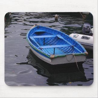 Kleine Boote Mousepad