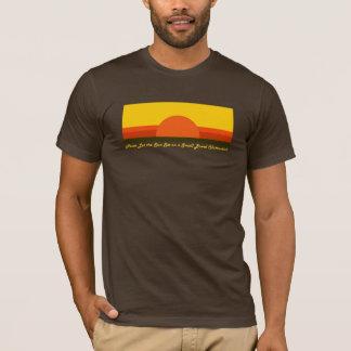 Kleine Darm-Behinderung - dunkles Shirt