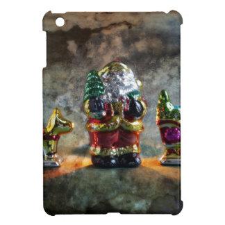 Kleine Deutsch-Weihnachtsmann-Zahl iPad Mini Hülle