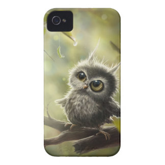 Kleine Eule / Little Owl iPhone 4 Cover