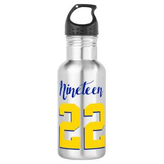Kleine Flasche des Wasser-1922 Trinkflasche