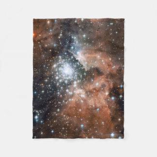 Kleine Fleece-Decke des Nebelfleck-NGC3603 Fleecedecke
