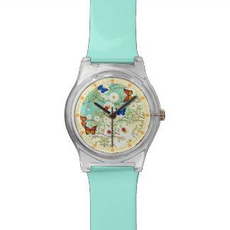 Kleine Geschöpfe Armbanduhr