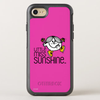 Kleine Grafik Fräulein-Sunshine Walking On Name OtterBox Symmetry iPhone 8/7 Hülle