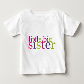 Kleine große Schwester Baby T-shirt