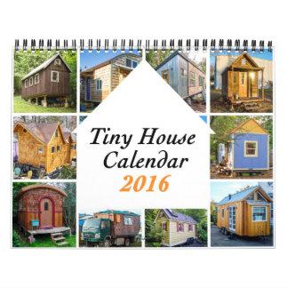 Kleine Häuser 2016 ($25) Wohltätigkeit Kalender