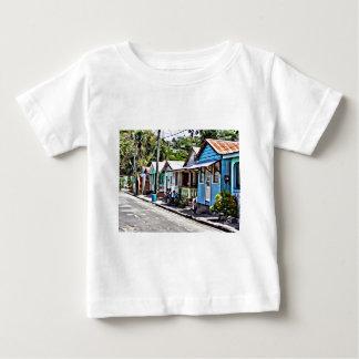 Kleine Häuser in Suite-Lucia Baby T-shirt