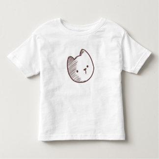Kleine Katze Kleinkind T-shirt