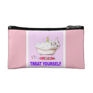 Kleine kosmetische Tasche der Leckerei-sich
