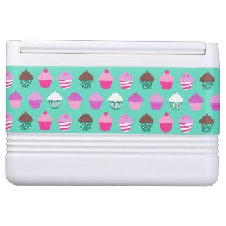 Kleine Kuchen cooler Igloo Kühlbox