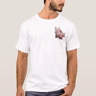 kleine laufende Liga der Bohrung/des Ebers T-Shirt