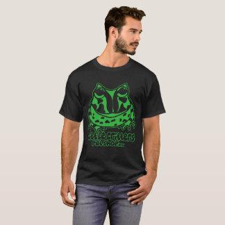 Kleine Lebewesen-Geschäft- für Haustierelogofront T-Shirt