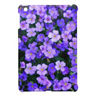 Kleine lila Blumen Hüllen Für iPad Mini