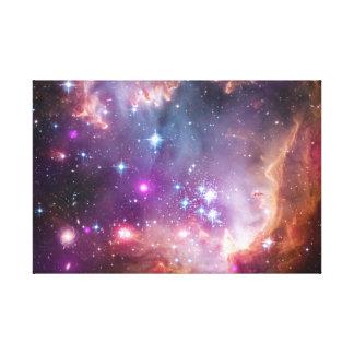 Kleine Magellanic Wolke Leinwanddruck