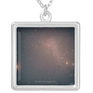Kleine Magellanic Wolke Versilberte Kette