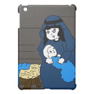 Kleine Mary und Jesus iPad Mini Hülle