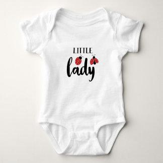 Kleine niedliche Marienkäfer Damen-| Baby Strampler