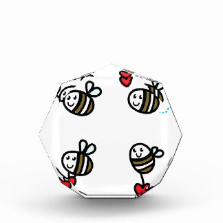 Kleine niedliche wonsderful Bienen Auszeichnung