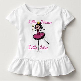 Kleine Prinzessin - kleine Schwester Kleinkind T-shirt