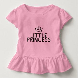 KLEINE PRINZESSIN mit Krone - zusammenpassende Kleinkind T-shirt