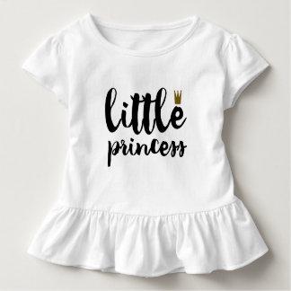 Kleine Prinzessin Toddler Ruffle Tee