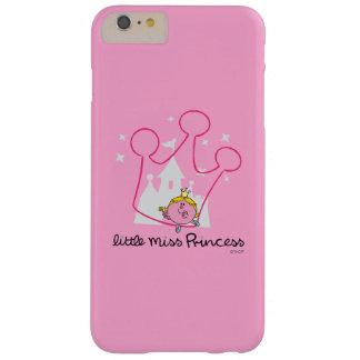Kleine riesige rosa Krone Fräulein-Prinzessin | Barely There iPhone 6 Plus Hülle