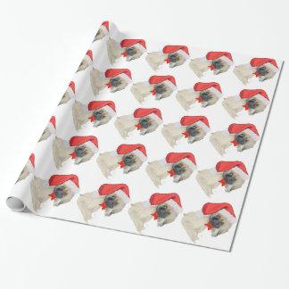 Kleine Sankt Pekingese Geschenkpapier